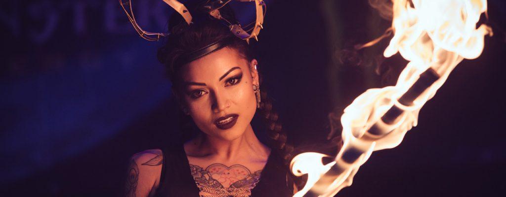 Fuel Girl Kayla
